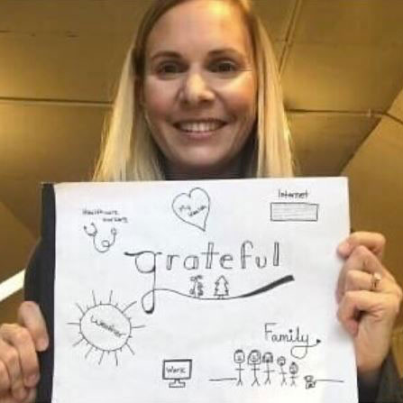 For the past few weeks, we as employees reflected on what we were #Grateful for during these hard times. Employees wrote what they were grateful for and then challenged other employees to participate. Such a great way to stay positive and connected while working remotely!
